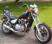 1985 Kawasaki Z 450 LTD photo