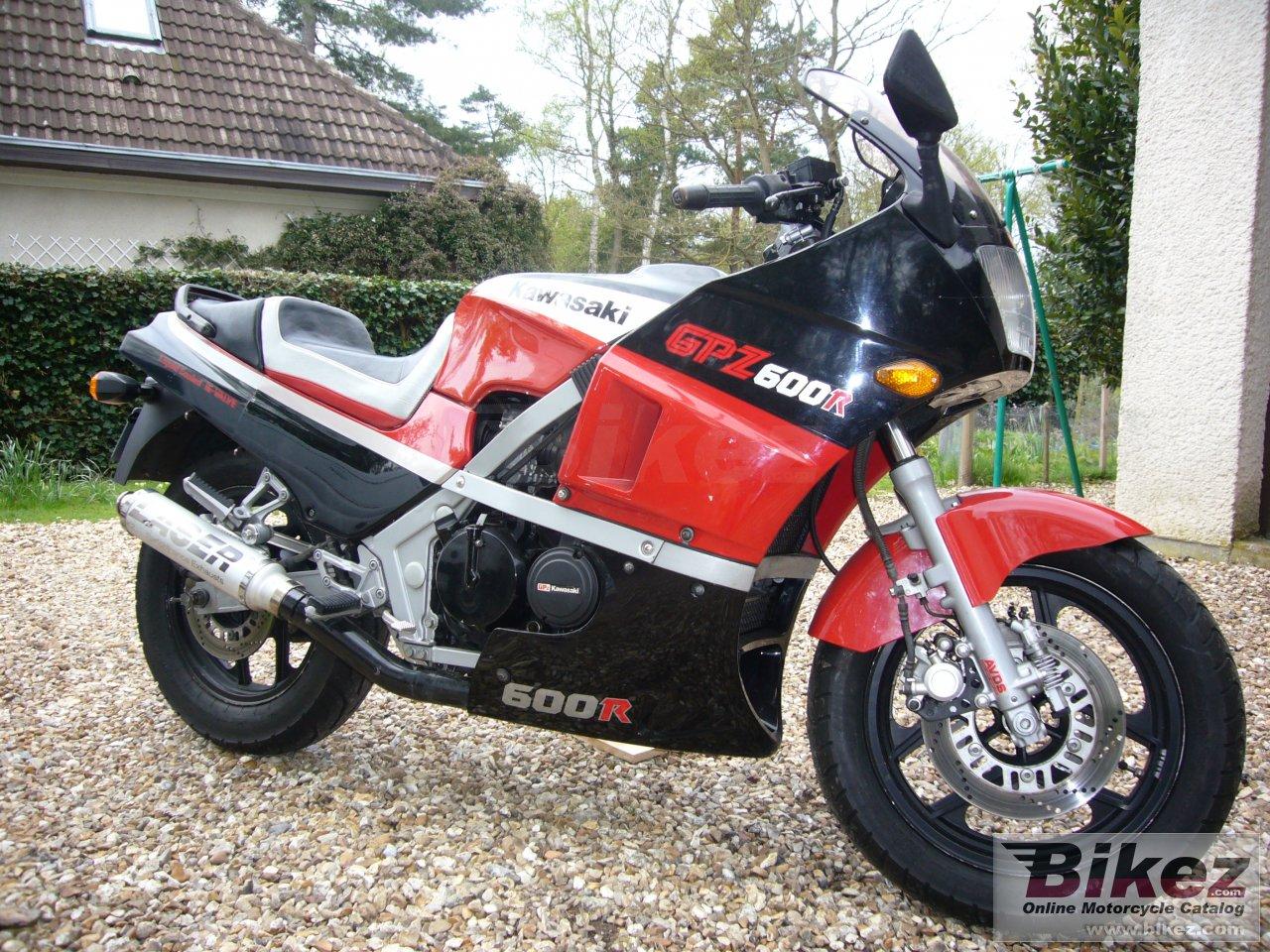 Kawasaki Gpx  For Sale