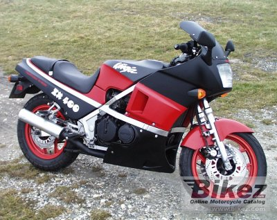1985 Kawasaki Gpz 400 Specifications And Pictures