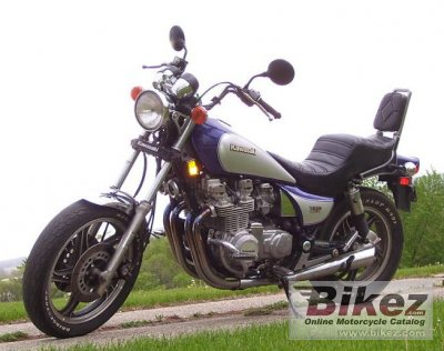 1985 Kawasaki Vulcan VN700-A1 specifications and pictures