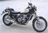 1986 Kawasaki ZL 400 Eliminator photo