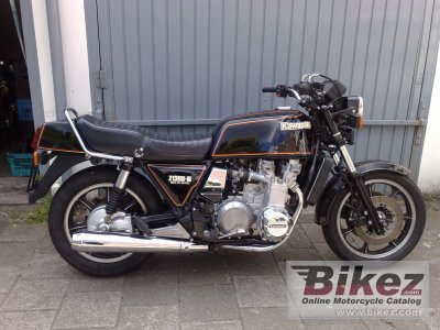1986 Kawasaki Z 1300 DFI (reduced effect)