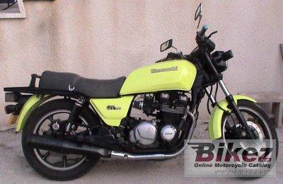 1986 Kawasaki Z 750 GT