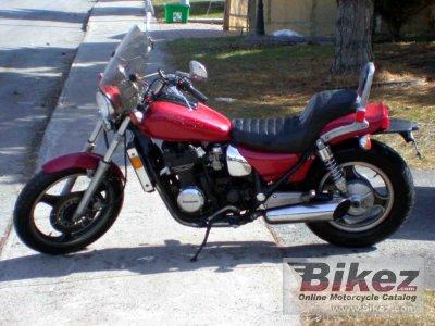 1986 Kawasaki ZL 600