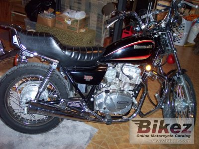 1987 Kawasaki GPZ 305 Belt Drive photo