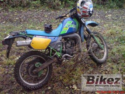1987 Kawasaki KMX 125