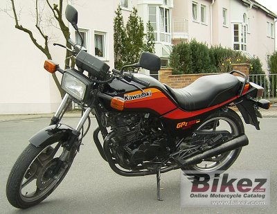 1988 kawasaki gpz 305 belt drive (reduced effect) specifications