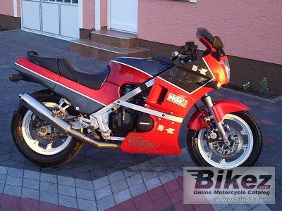 1988 Kawasaki GPZ 600 R