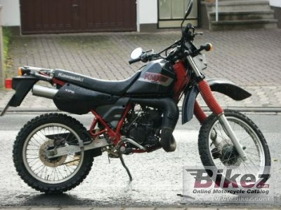 1988 kawasaki kmx 200 specifications and pictures. Black Bedroom Furniture Sets. Home Design Ideas