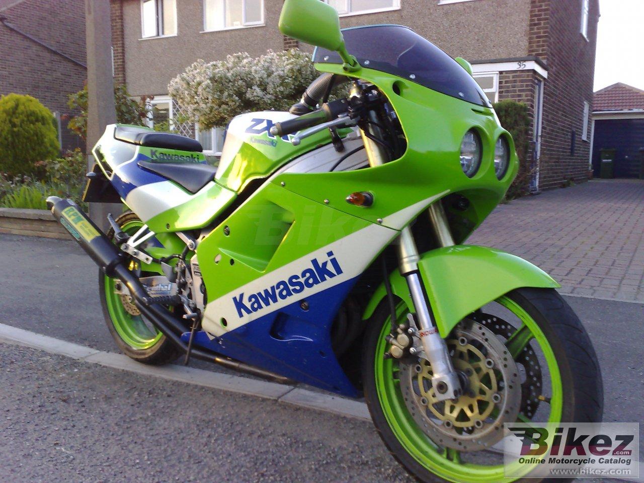 Kawasaki ZXR 250 Picture