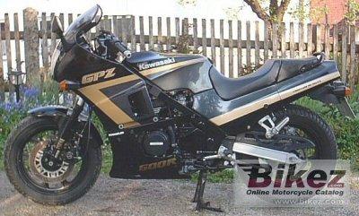 1989 Kawasaki GPZ 600 R