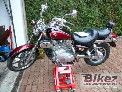 1989 Kawasaki VN-15