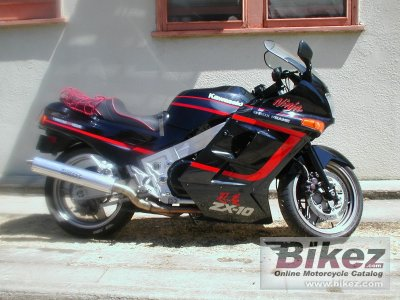 1989 Kawasaki ZX-10