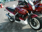 1990 Kawasaki GPZ 500 S (reduced effect #2)