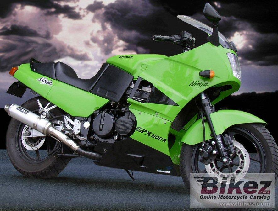 Kawasaki Gpx R