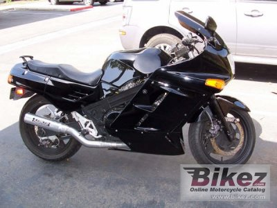 1990 Kawasaki ZX-10 (reduced effect) photo