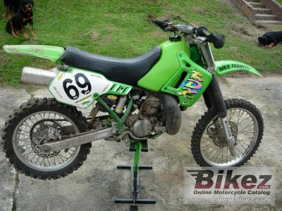 Yamaha Kx Specifications
