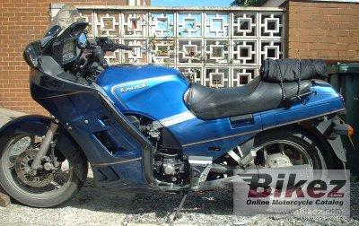 1991 Kawasaki 1000 GTR
