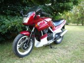 1991 Kawasaki GPZ 500 S (reduced effect)