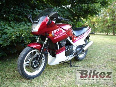 1991 Kawasaki GPZ 500 S (reduced effect) photo