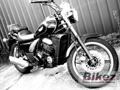 1991 Kawasaki EL250
