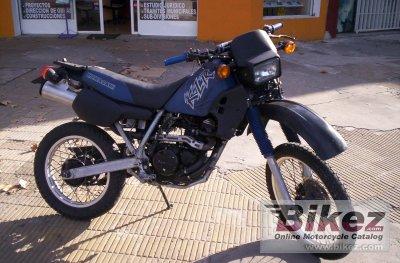 1991 Kawasaki KLR 250