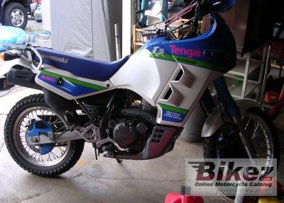 1991 Kawasaki Tengai