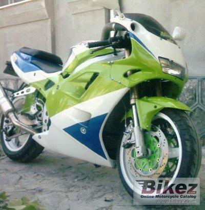 Kawasaki Zxr Specs Bikez