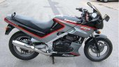 1992 Kawasaki GPZ 500 S (reduced effect #2)