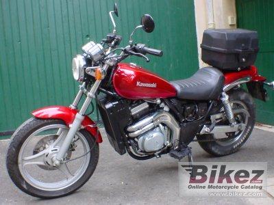 1992 Kawasaki EL 250 E
