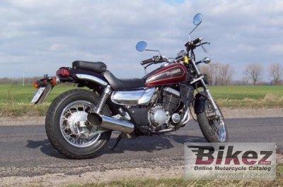 1992 Kawasaki EL 250