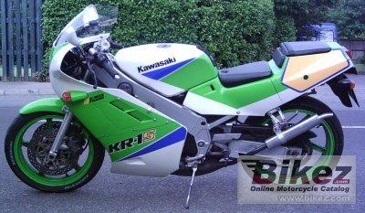 1992 Kawasaki KR1-S