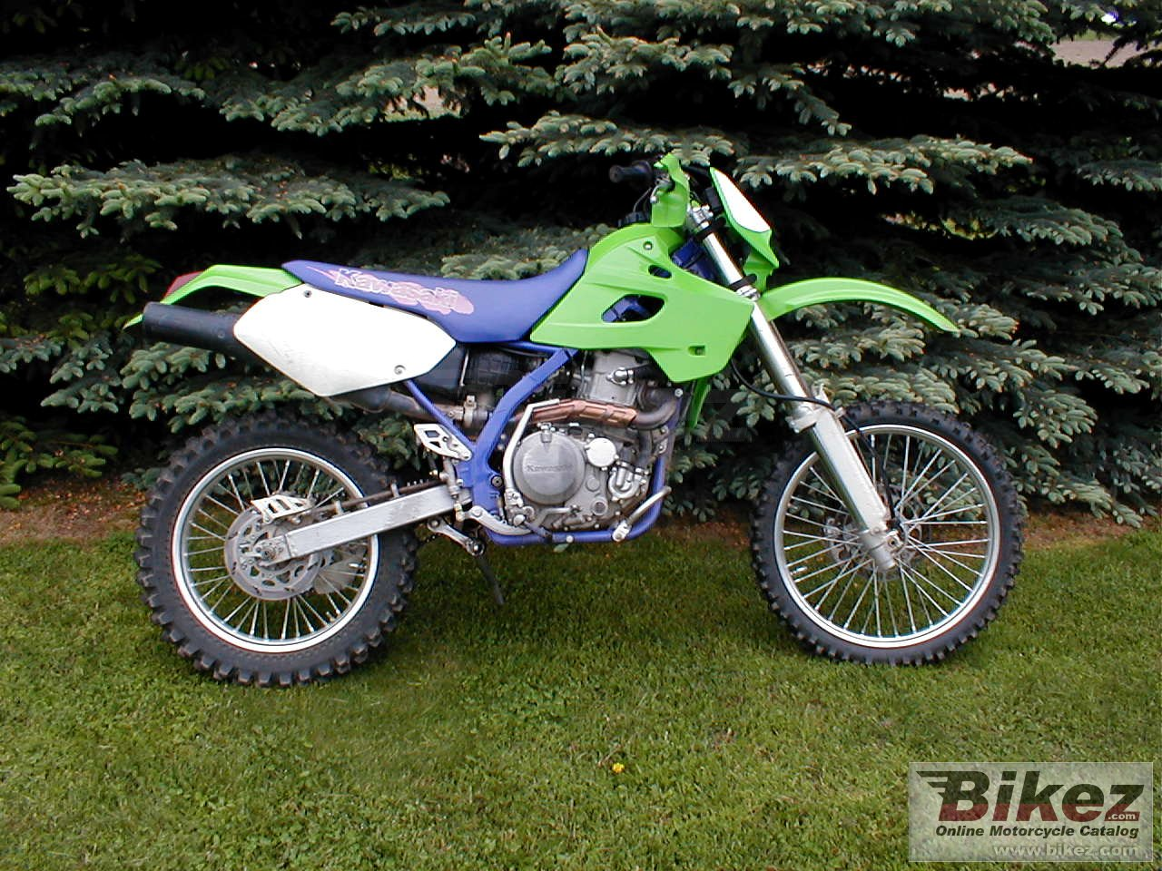 Sean Heagerty klx 650
