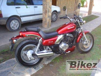 1993 Kawasaki EL250