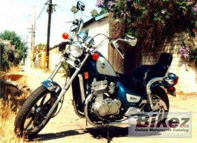 1993 Kawasaki EN 500
