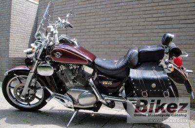 1993 Kawasaki VN 1500