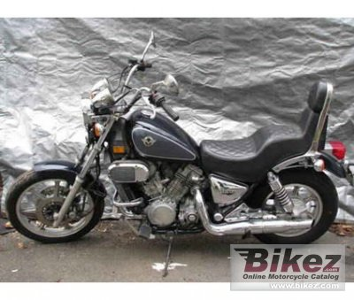 1993 kawasaki vn750-a9 vulcan 750 specifications and pictures
