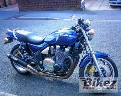 1993 Kawasaki Zephyr 1100