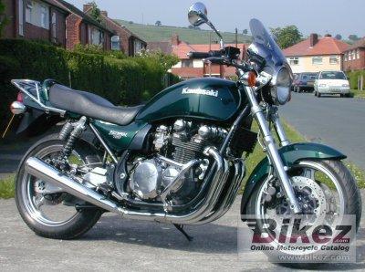 1993 Kawasaki Zephyr 750