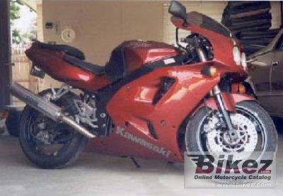 1993 Kawasaki ZXR 750