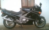 1995 Kawasaki ZZR-400 photo