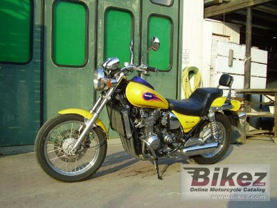 1995 Kawasaki ZL 600 Eliminator photo