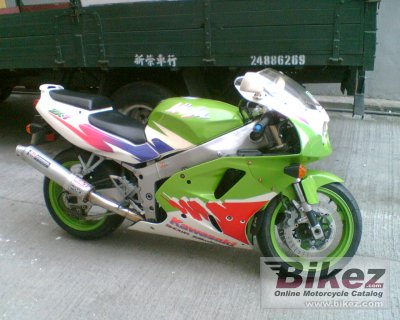 1995 Kawasaki Zxr 750 Specifications And Pictures