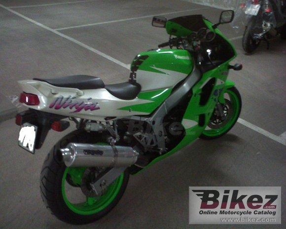 1996 Kawasaki ZX 6R Ninja