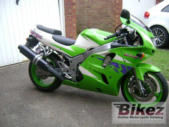 1996 Kawasaki Ninja Zx6r Image