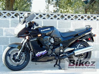 1996 Kawasaki GPZ 1100 ABS photo