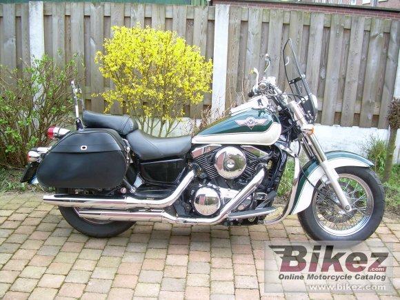 1996 Kawasaki VN 1500 Classic