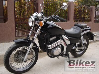 1996 Kawasaki EL 252