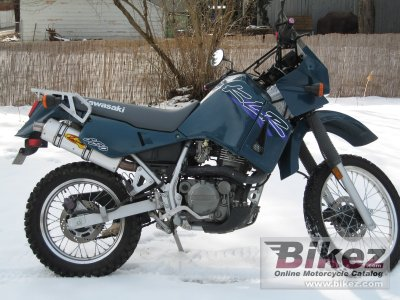 1997 Kawasaki Klr 650 Specifications And Pictures