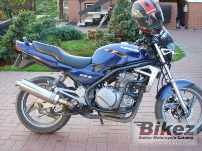 1997 kawasaki er 5 specifications and pictures. Black Bedroom Furniture Sets. Home Design Ideas